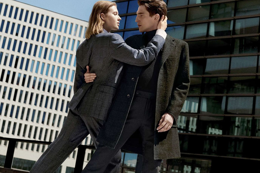 Fall Is Just Around The Corner - Canali - O'Connors Calgary