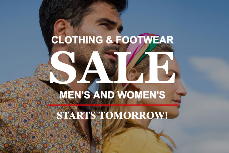 Our Storewide Sale Starts Tomorrow - O'Connors Calgary